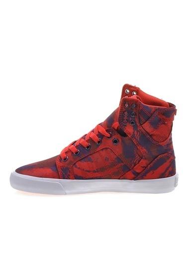 Supra Sneakers Kırmızı